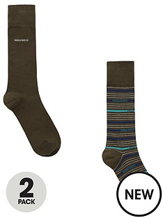 boss-bodywear-2-pack-stripe-socks