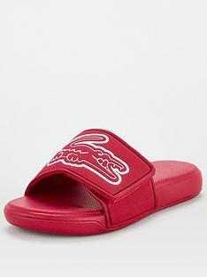 lacoste-girls-120-slider-red