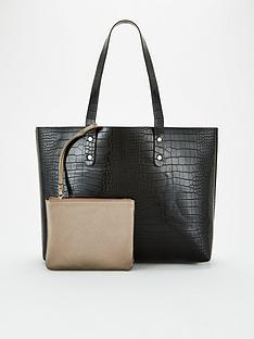 v-by-very-jam-croc-shopper-bag-black