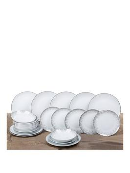 waterside-24-piece-silver-sparkle-dinner-set