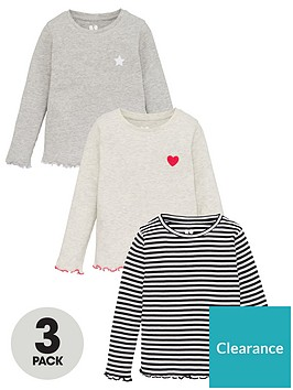 v-by-very-girls-3-pack-striped-ribbed-t-shirts-multi