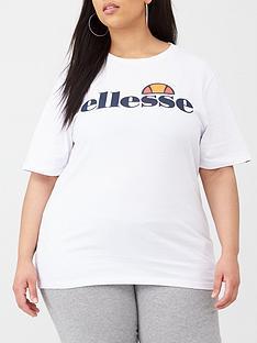 ellesse-albany-tee-shirt-plus-whitenbsp