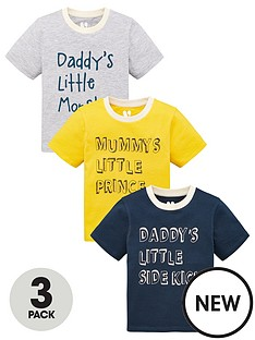 v-by-very-boys-3-pack-mummy-and-daddy-t-shirt-multi