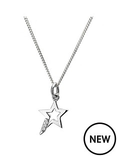 hot-diamonds-hot-diamond-star-pendant-necklace