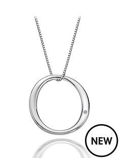 hot-diamonds-hot-diamond-go-with-the-flow-circle-pendant-necklace