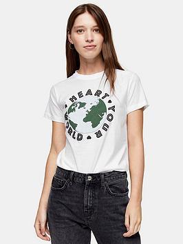 topshop-organic-heart-world-t-shirt-white