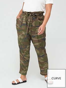 v-by-very-curve-twill-cargo-trousers-camo