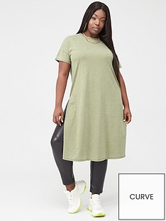 v-by-very-curve-burnout-high-low-jersey-tunic-khaki