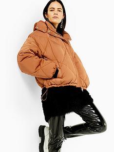 topshop-topshop-petite-padded-jacket-caramel