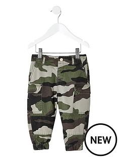 river-island-mini-girls-camo-woven-utility-trousers-camo