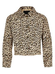 river-island-girls-leopard-print-shacket--brown