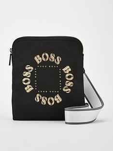 boss-pixel-triple-logo-cross-body-bag-black