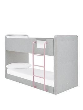 charlie-fabric-bunk-bednbsp--greypink