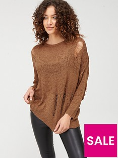 religion-slouch-bloom-knit-oatmeal