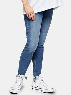 topshop-topshop-maternity-under-bump-jagged-hem-jamie-jeans-blue