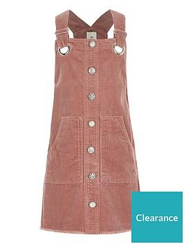 river-island-girls-corduroy-pinny-dress--nbsppink
