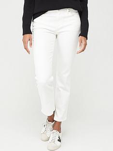 lauren-by-ralph-lauren-5-pocket-slim-jeans-ndash-white