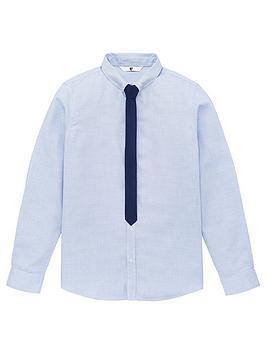 v-by-very-boys-long-sleeve-shirt-amp-tie-set-blue
