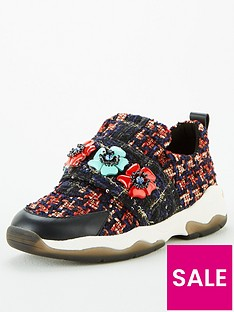 kurt-geiger-london-lara-trainer-multi