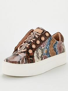 kurt-geiger-london-liviah-trainers-multi