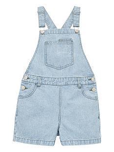 v-by-very-girls-stripe-short-denim-dungarees-stripe