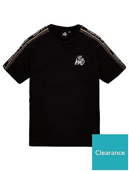 kings-will-dream-boys-waveside-short-sleeve-t-shirt-black