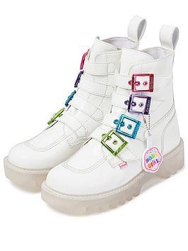 kickers-kizziie-x-confetti-crowd-higher-buckle-vegan-ankle-boot-white