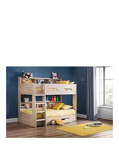 julian-bowen-riley-bunk-bed-with-shelves-and-storage-oak-effect