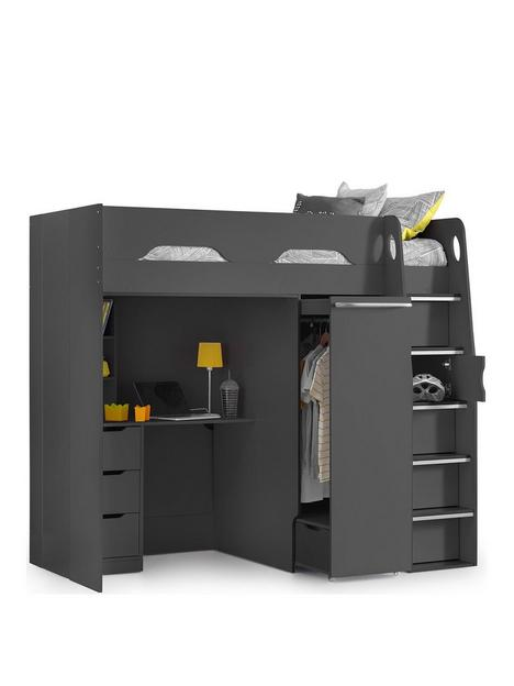 julian-bowen-max-high-sleeper-with-desk-and-pullout-wardrobe