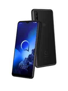 alcatel-alcatel-3x-2019-black
