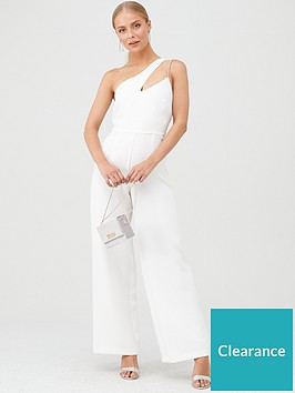 river-island-river-island-one-shoulder-wide-leg-jumpsuit--white
