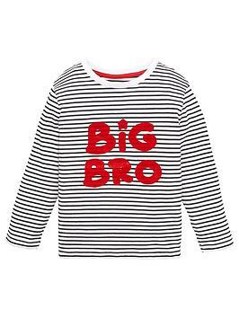 v-by-very-boys-long-sleeve-big-bro-stripe-t-shirt-navy