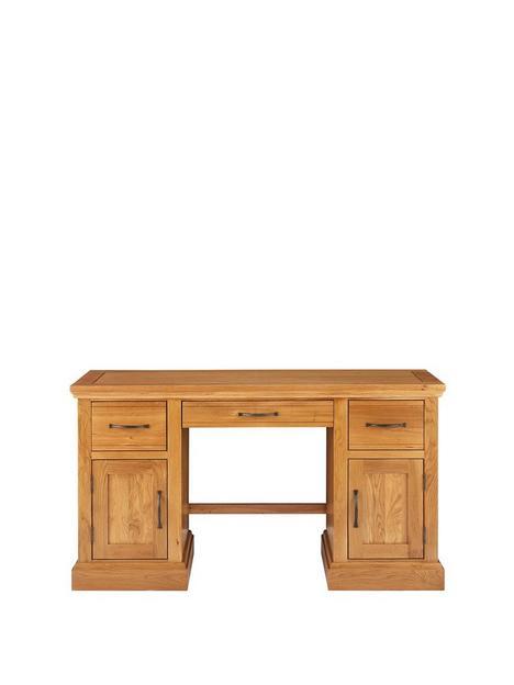 kingston-100-solid-wood-ready-assembled-desk