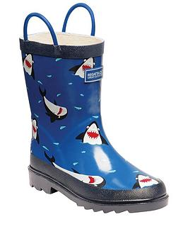 regatta-boys-mudplay-junior-shark-wellies-blue