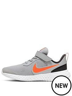 nike-revolution-5-childrens-trainers-grey