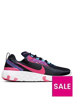 nike-renew-element-55-junior-trainer-bluemulti