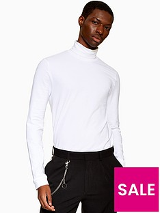 topman-long-sleeve-roll-neck-t-shirt-white