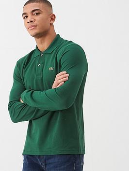 lacoste-sportswear-classic-long-sleeve-pique-polo-shirt-green