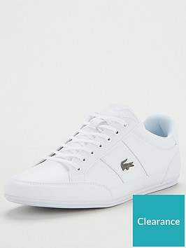 lacoste-chaymon-leather-trainers-white