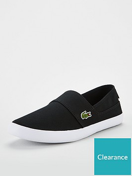 lacoste-marice-canvas-slip-on-trainers-black