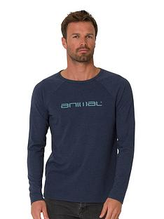 animal-action-long-sleeve-top