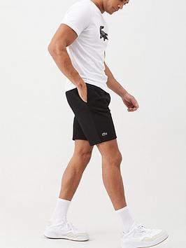 lacoste-sports-sweat-shorts-black