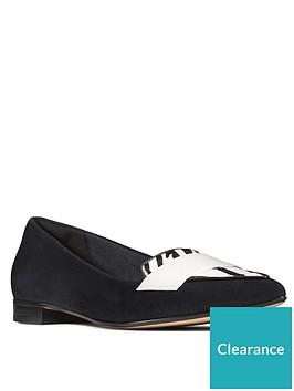 clarks-laina15-leather-loafer-black