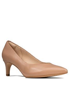 clarks-laina55-leather-mid-heel-court-shoe-beige