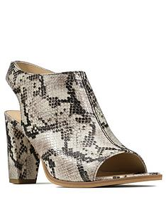 clarks-kaylin85-sling-leather-peep-toe-sandal-grey-snake