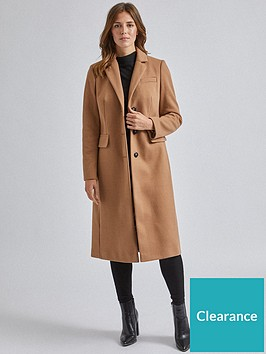 dorothy-perkins-dorothy-perkins-fitted-coat-camel
