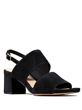 clarks-sheer55-sling-leather-block-heel-sandal-black