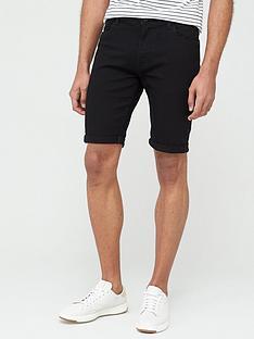 v-by-very-denim-shorts-black