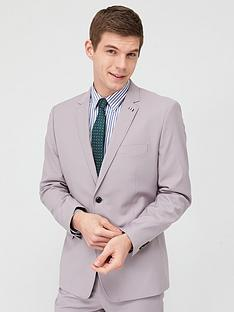 very-man-stretch-slim-suit-jacket-stone