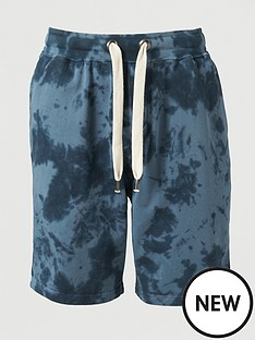 v-by-very-tie-dye-jog-short-navy